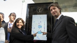 Digital Bus Shelters